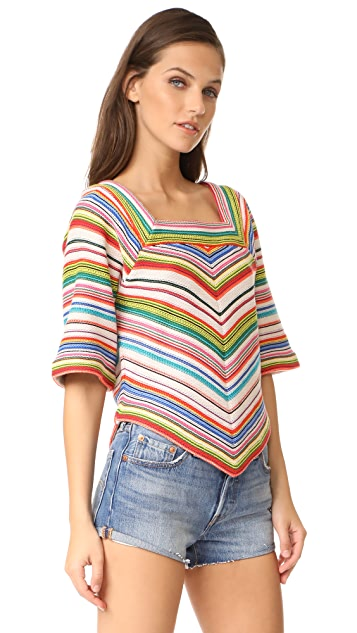Tory Burch Capitola Sweater