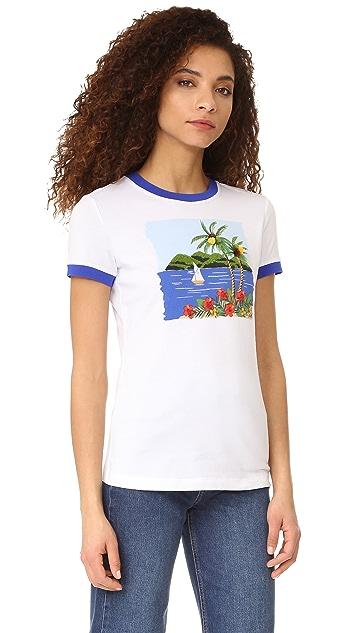 Tory Burch Sandy T-Shirt
