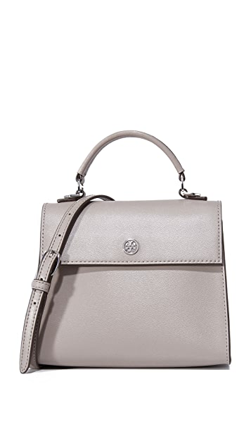 8ddd9e2e91da Tory Burch Parker Small Top Handle Satchel