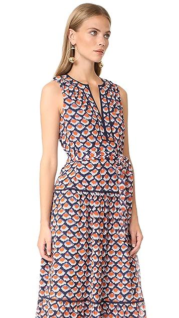 Tory Burch Renata Maxi Dress