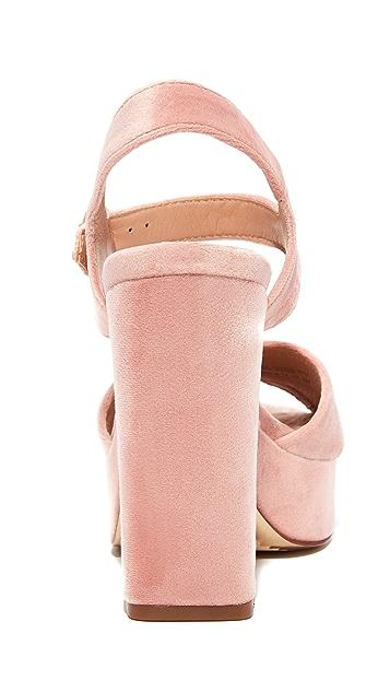 Tory Burch Loretta 115mm Platform Sandals