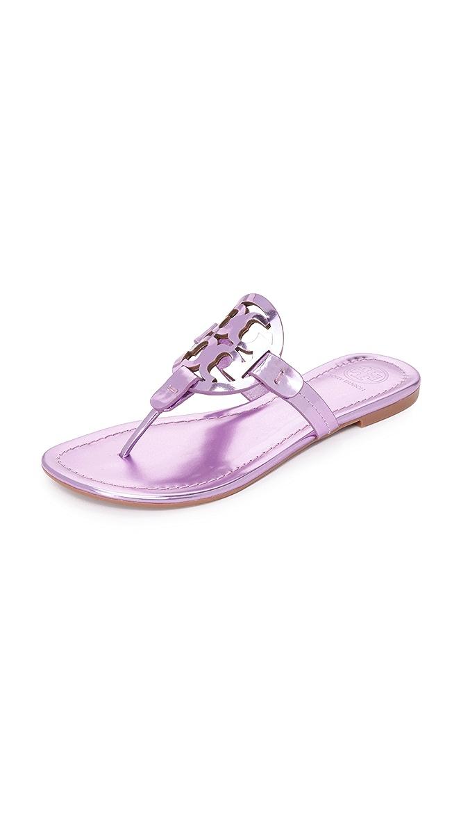 1fc60538850a9 Tory Burch Miller Thong Sandals