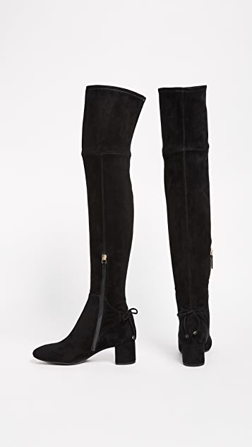 Tory Burch Laila 45Mm Over-the-Knee Boots