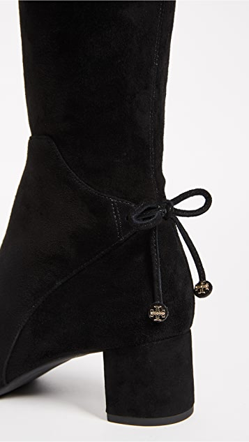 beb130921f7b ... Tory Burch Laila 45Mm Over-the-Knee Boots ...