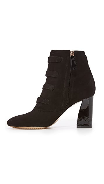 Tory Burch Marisa 85mm Strappy Booties