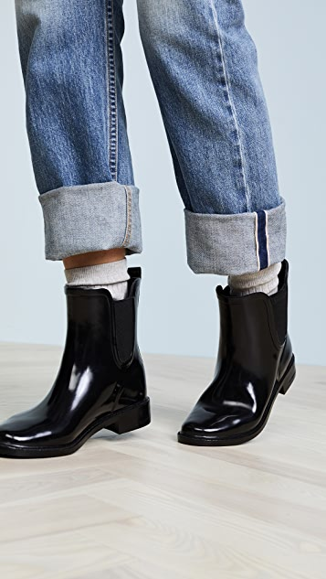 Tory Burch Stormy Rain Booties