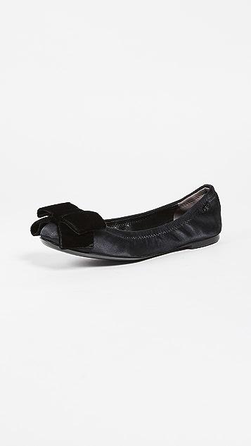 Tory Burch Viola Bow Ballet Flats