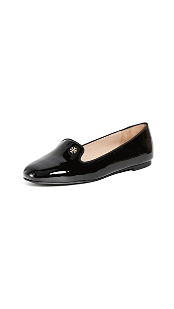 Tory Burch Samantha Smoking Slippers