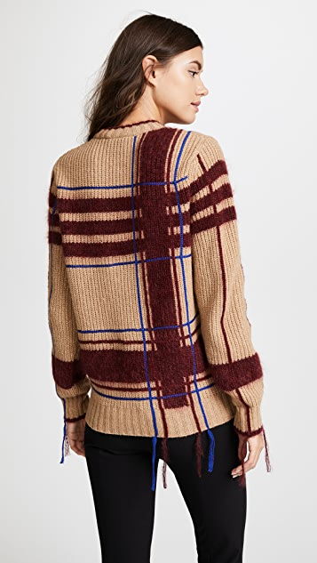 Tory Burch Eden Sweater