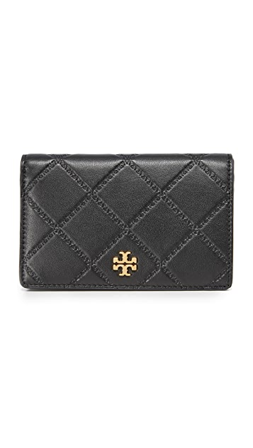 Tory Burch Georgia Slim Medium Wallet