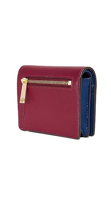 Tory Burch Parker Mini Wallet