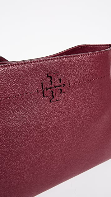 Tory Burch Mcgraw Chain Shoulder Slouchy Tote