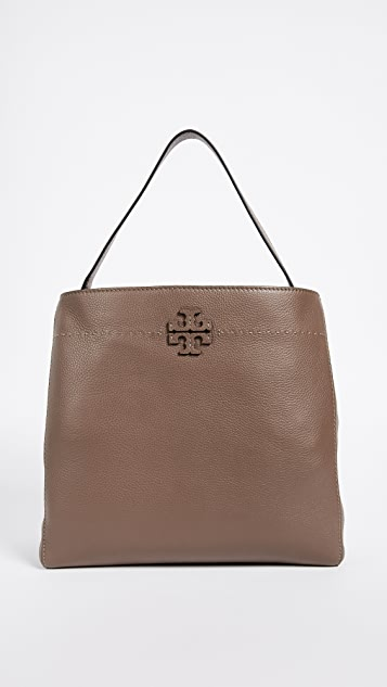 c2bf0804d91 Tory Burch Mcgraw Hobo Bag