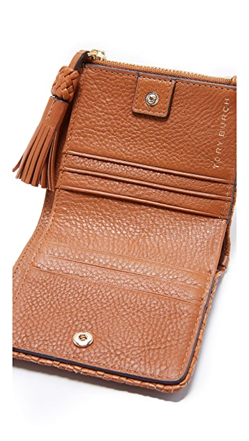 Tory Burch Taylor Mini Wallet