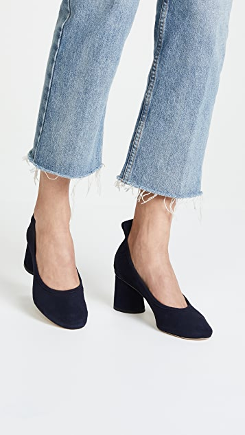 Cheap Sale Many Kinds Of Tory Burch Therese pumps Official Site Amazing Price Online Particular Discount WuCuFHL