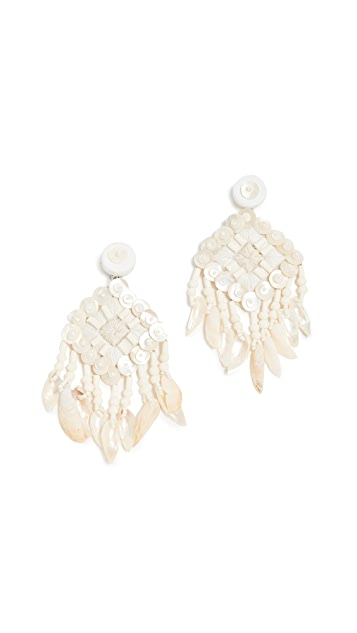 Tory Burch Dream Catcher Earrings