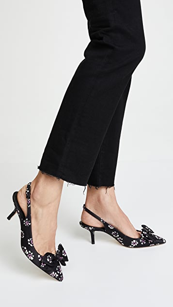 Tory Burch Rosalind 65mm Slingback Pumps