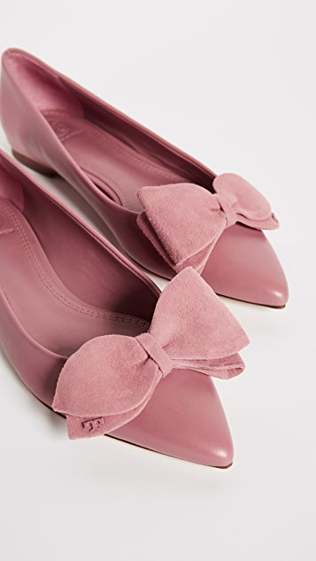 4d98f5b65927 ... Tory Burch Rosalind Ballet Flats ...