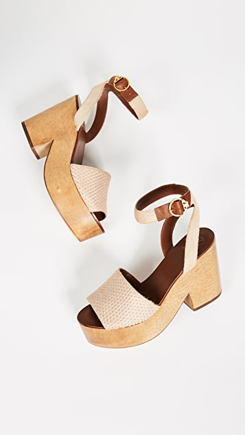 Tory Burch Camilla 100mm Sandals