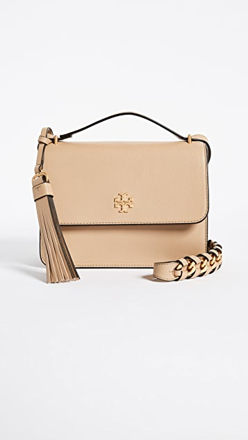 4c89a5ddec30 Tory Burch Brooke Shoulder Bag ...