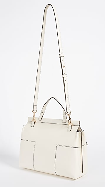 Tory Burch Block T Satchel