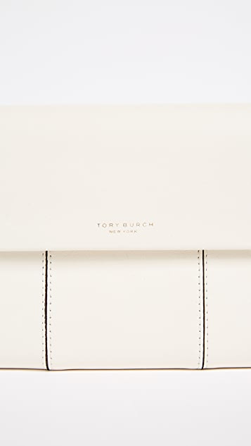 Tory Burch Block T Travel Clutch