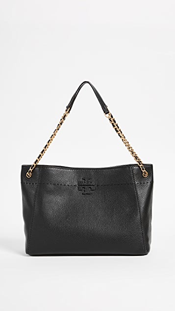 8712c642437 Tory Burch McGraw Chain Shoulder Tote ...