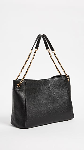 Tory Burch McGraw Chain Shoulder Tote