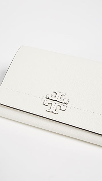 Tory Burch McGraw Flat Cross Body Bag