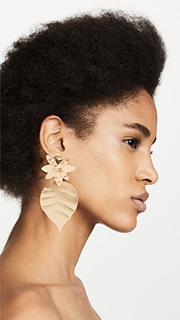 Tory Burch Willow Mismatched Earrings