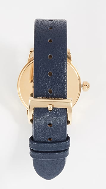 Tory Burch The Gigi Strap Watch, 28mm