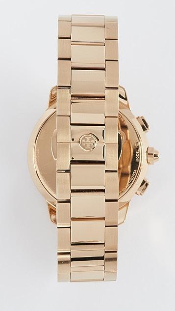 Tory Burch Collins Hybrid Watch, 38MM