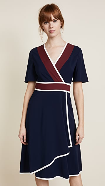 Tory Burch Peggy Wrap Dress
