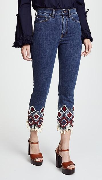 Tory Burch Mia Jeans