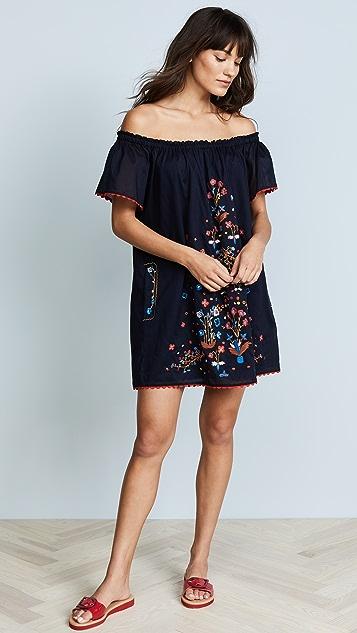 Tory Burch Wildflower Beach Dress