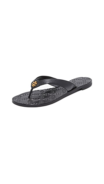 Tory Burch Monroe Thong Sandals