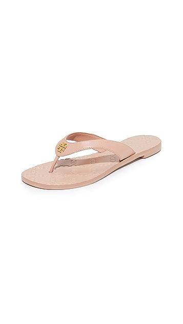 Tory Burch Monroe Thong Sandals