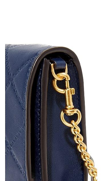 Tory Burch Georgia Turn Lock Mini Bag