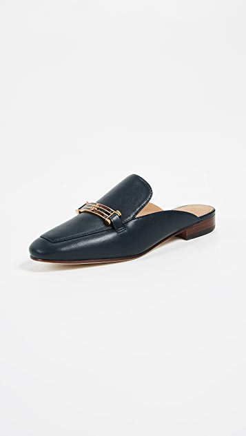 Tory Burch Amelia Backless Loafers