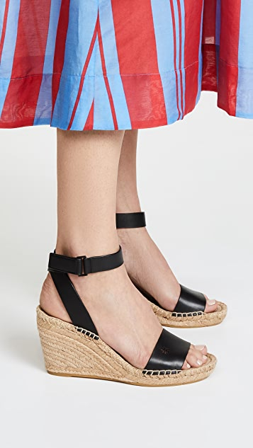 Tory BurchBima 2 90mm Wedge Espadrille