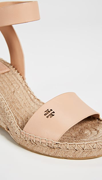 ... Tory Burch Bima 2 90mm Wedge Espadrilles ...