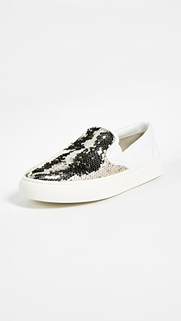 Tory Burch Carter Slip On Sneakers ...