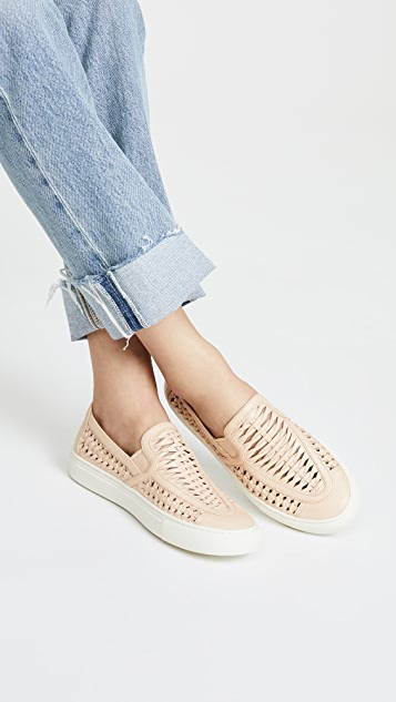 Tory Burch Huarache 2 Slip On Sneakers