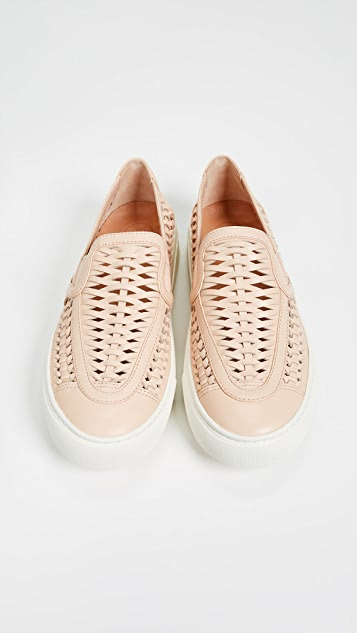 Tory Burch Huarache 2 Slip On Sneakers