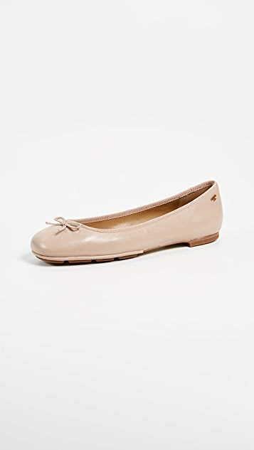 Tory Burch Laila 2 Driver Ballet Flats ...