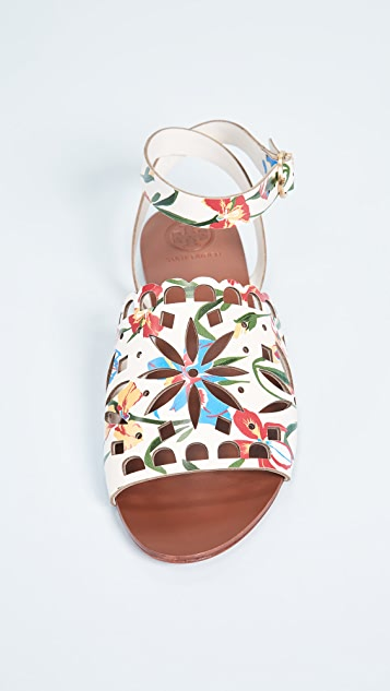 Tory Burch May Flat Sandals