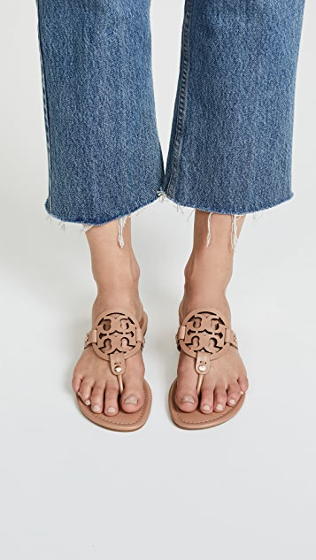 1eb1c9b3456 ... Tory Burch Miller Thong Sandals ...