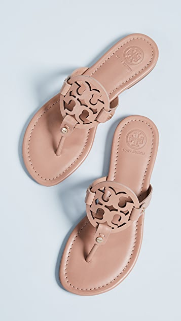 0ed5696822279e ... Tory Burch Miller Thong Sandals ...