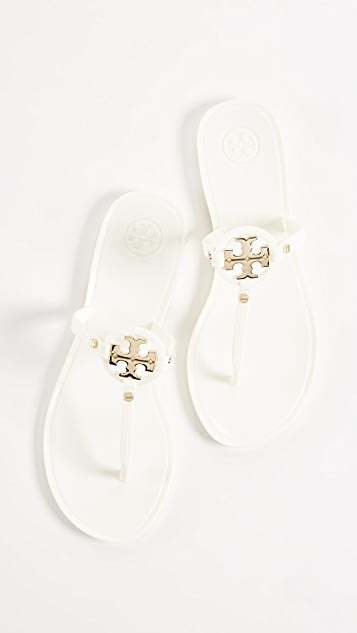 Tory Burch Mini Miller 夹趾凉鞋