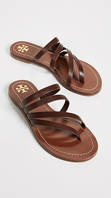 Tory Burch Patos Flat Sandals